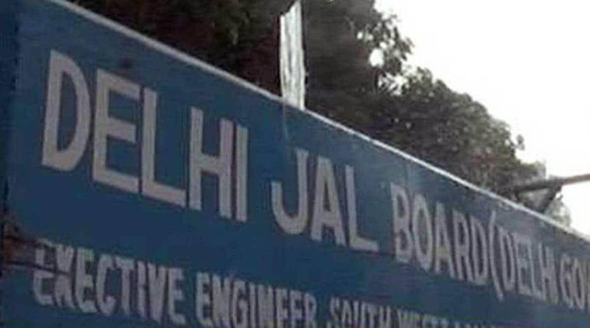 Delhi Jal Board, DJB, Delhi water supply, Delhi news, city news, Indian Express