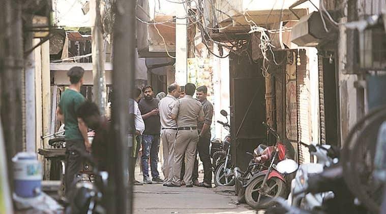 west delhi murder, west delhi man killed, rajnath singh, delhi businessman murder, delhi migration, arvind kejriwal, delhi murder, delhi news, latest news
