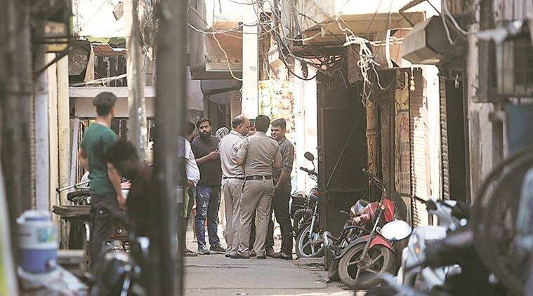 west delhi murder, west delhi man killed, rajnath singh, delhi businessman murder, delhi migration, arvind kejriwal, delhi murder, delhi news, latest news