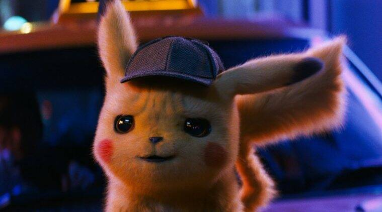 Pokemon Detective Pikachu has Ryan Reynolds voicing the titular character
