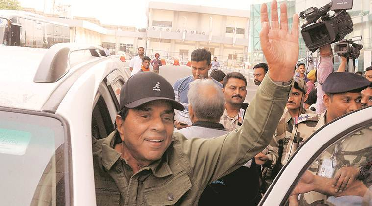 Dharmendra in Gurdaspur: 'Wouldn't have let Sunny contest had I known Balram's son was in fray'