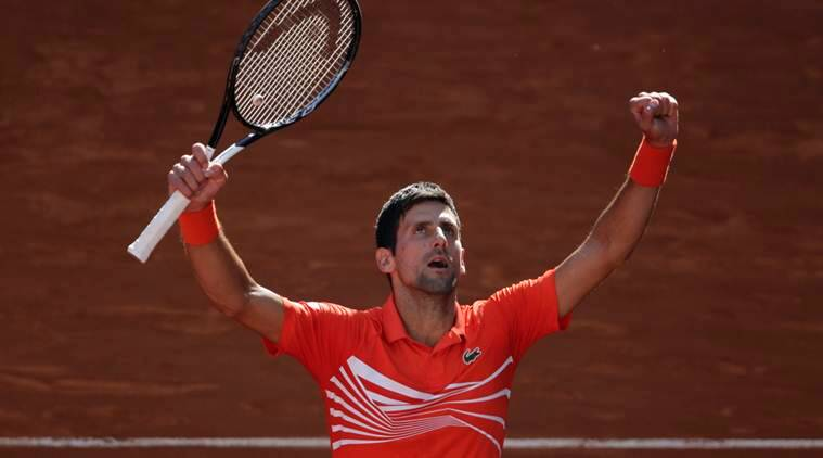 Novak Djokovic back to best against Dominic Thiem to reach Madrid final