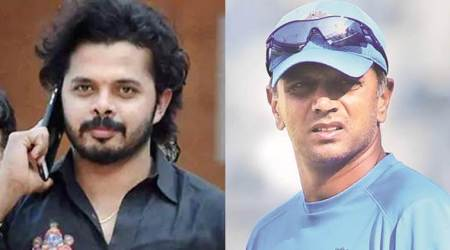 Sreesanth abused Rahul Dravid in public, says Paddy Upton in his book; he denies