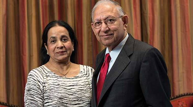 University of Houston, University of Houston building renamed, University of Houston building named after indian couple, dr durga, sushila agrawal, universities abroad