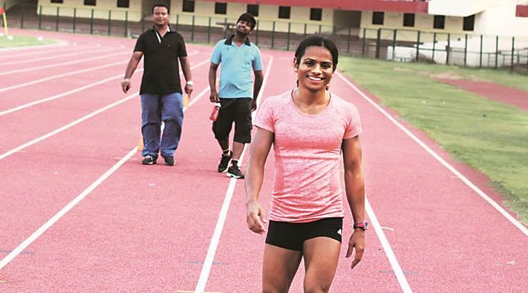 Dutee Chand, Dutee Chand relationship, LGBT sportsperson, LGBT, gay rights, Indian Express