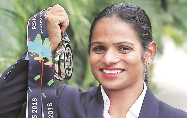 Sprinter Dutee Chand says she's in same-sex relationship with soulmate