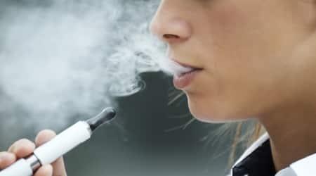 e cigarettes, e cigarettes smoking, shopkeeper arrested, selling e-cigarettes to minor, minor smoking, delhi news, delhi police, indian express