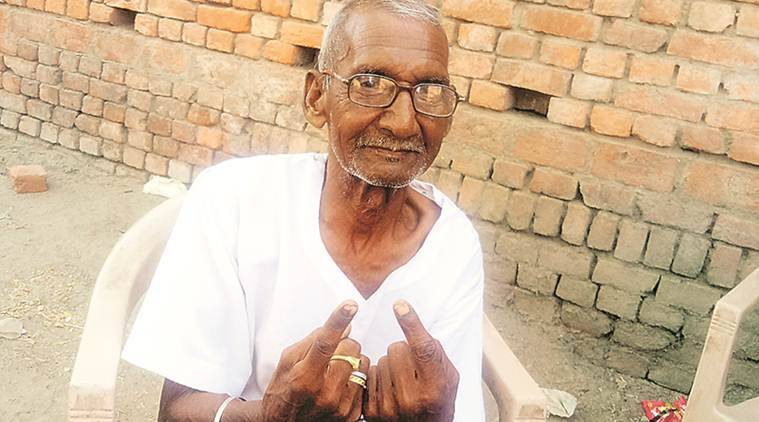 Six Dalits have two ink marks: Voting our right, returned Rs 500 bribe