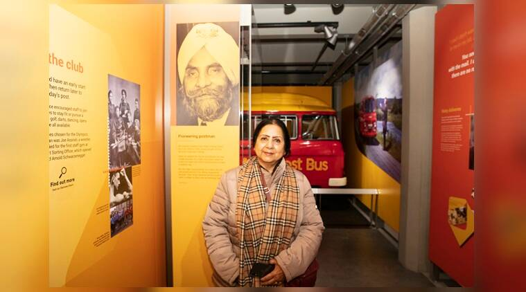 eye 2019, The Postal Museum, Sant Singh Shattar, Post Office, indian express, indian express news