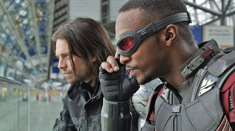 bucky barnes falcon in marvel films