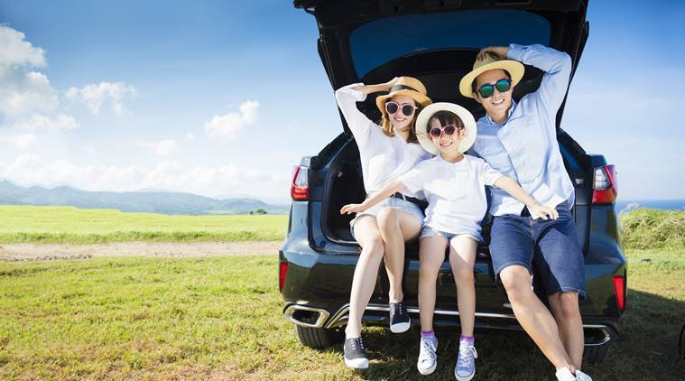 travelling with children, road trip, vacation