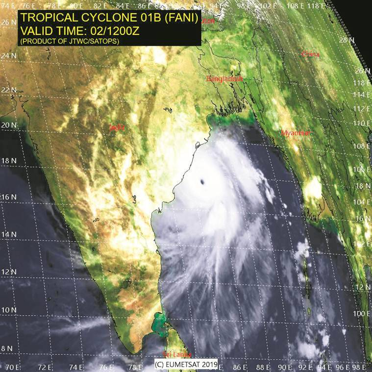 Fact Check: How Cyclone Fani got its name, why the next one will be Vayu