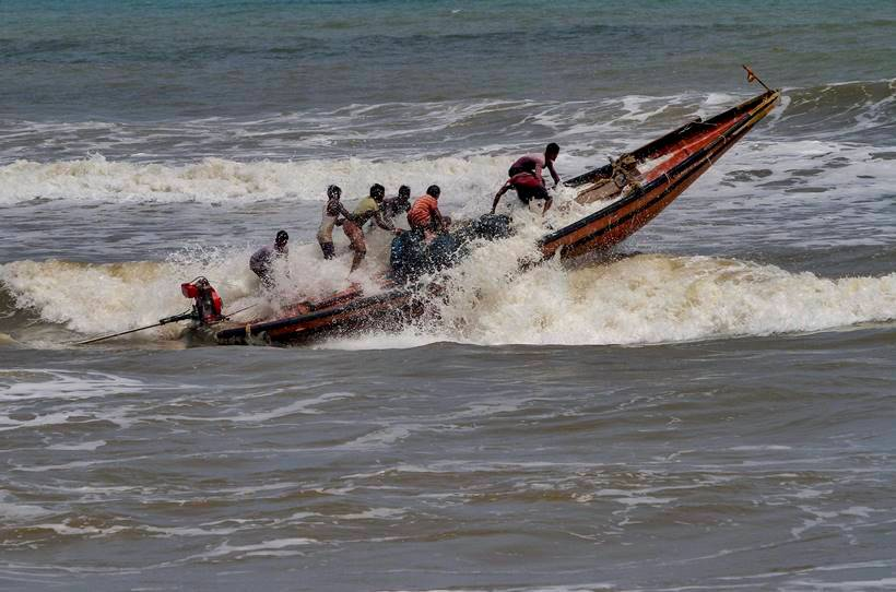 Explained: Why Cyclone Fani is an unusual storm