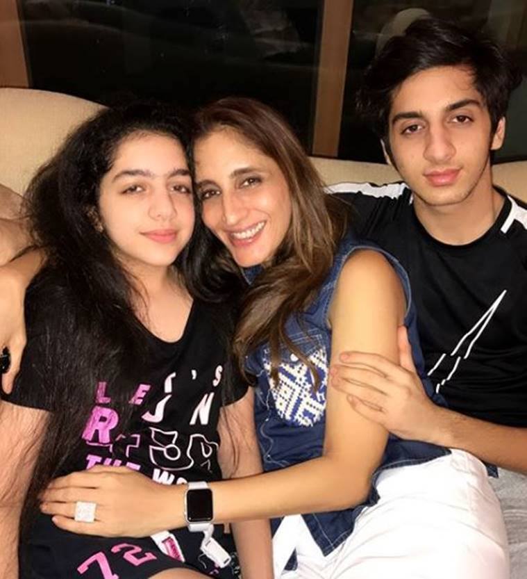 farah khan ali children, parenting,motherhood