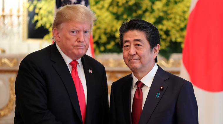 US Japan trade tension, trump Japan news, Trump visit Japan Trade, North Korea Trump, Trade relations Japan US, world news US Japan Trump, Trump world news, Donald Trump Japan US news