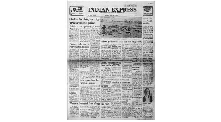 May 22, 1979, Forty Years Ago: Rice price politics