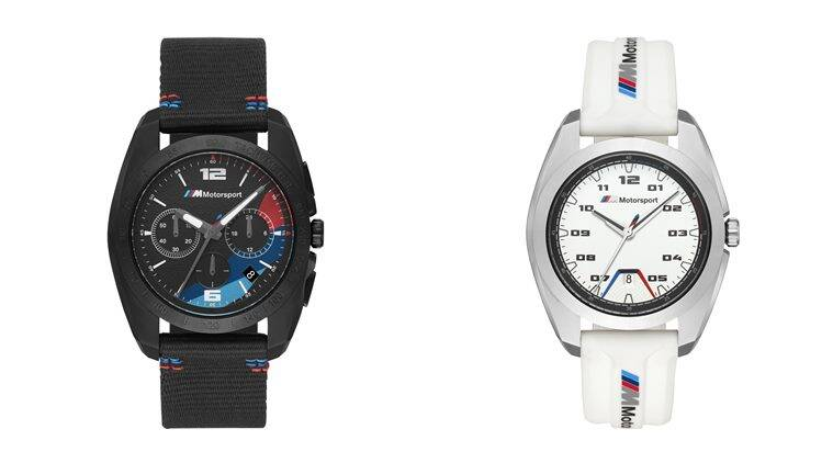 Fossil, Fossil watches, Fossil and BMW watches, New Fossil BMW watch, BMW Fossil new watch, New launch Fossil watch, tech news, Indian express