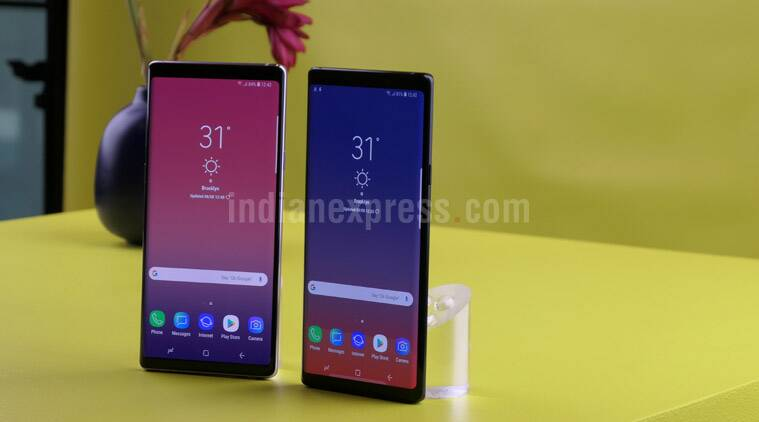 Samsung Galaxy Note 9, Galaxy Note 9 Android Pie, Android Pie update on Galaxy Note 9, Samsung Galaxy Note 9 OneUI, latest Galaxy Note 9 UI, Galaxy Note 9 updates, OneUI stable ROM rollout, Samsung Galaxy S10 launch, OneUI, Samsung