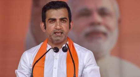 'Century on debut', Gautam Gambhir set for second innings on political turf