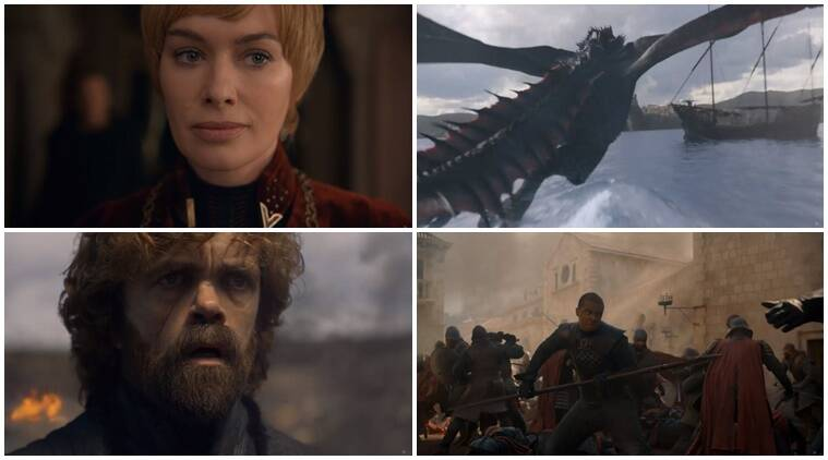 Game Of Thrones Final Episode Trailer Teases Epic Ending