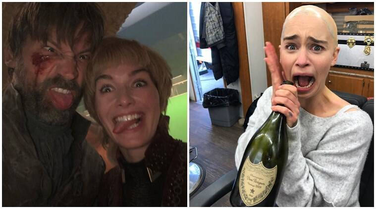 Here is what Game of Thrones actors stole from the show's set after wrapping up filming