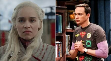 game of thrones big bang theory finale race