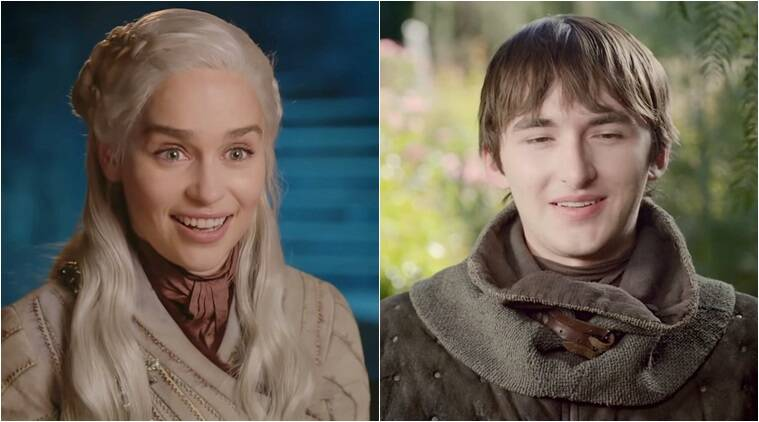 Game of Thrones cast gets teary-eyed while thanking fans ...