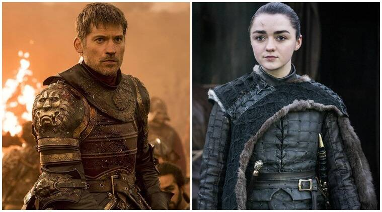 Game of Thrones star Nikolaj Coster-Waldau wants Arya Stark spin-off show