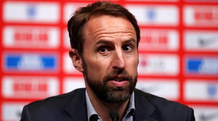 Gareth Southgate,Raheem Sterling, Raheem Sterling racial abuse, england footbal racial abuse, bulgaria racial abuse, england football, football news, indian express