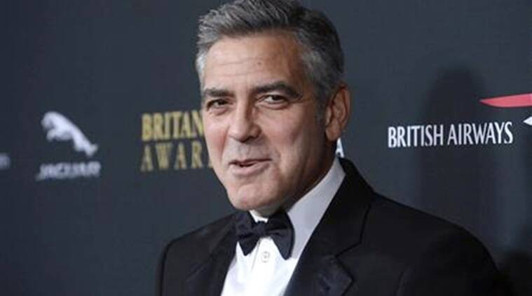 George Clooney once toured Big Brother house