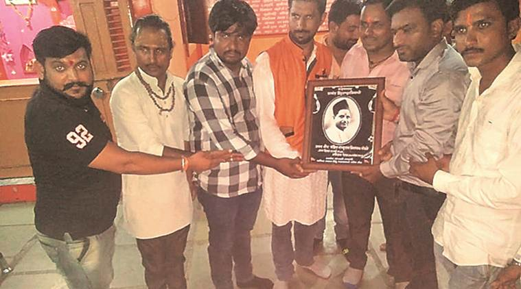 Six Surat Hindu Mahasabha men held for celebrating Godse birthday