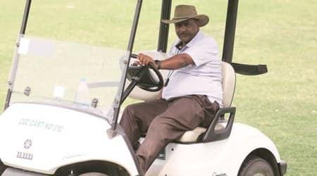 sampath chari, chandigarh golf club, jeev milkha singh, usa, korea, japan, chandigarh news, indian express