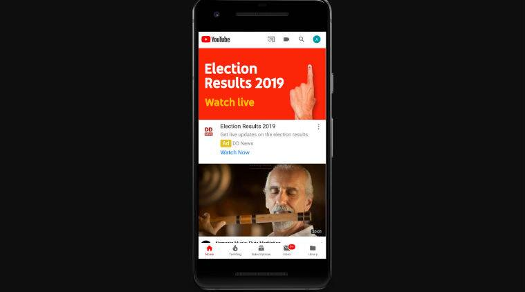 India election results 2019: How to get real-time results on Google Search, Assistant, YouTube