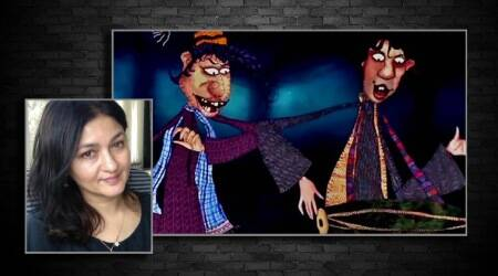 shilpa ranade goopy bagha satyajit ray, animated movies for kids