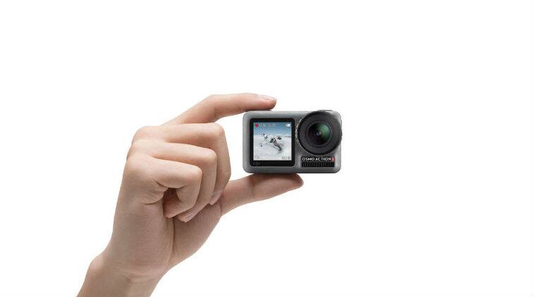DJI Osmo Action camera with dual displays launched: Price, specifications