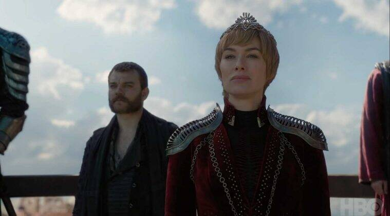 Game of Thrones season 8 episode 4 leaked