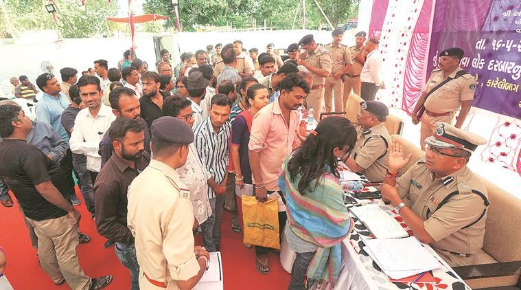 Gujarat: To tackle menace of money lenders, Vadodara police hold first Lok Darbar