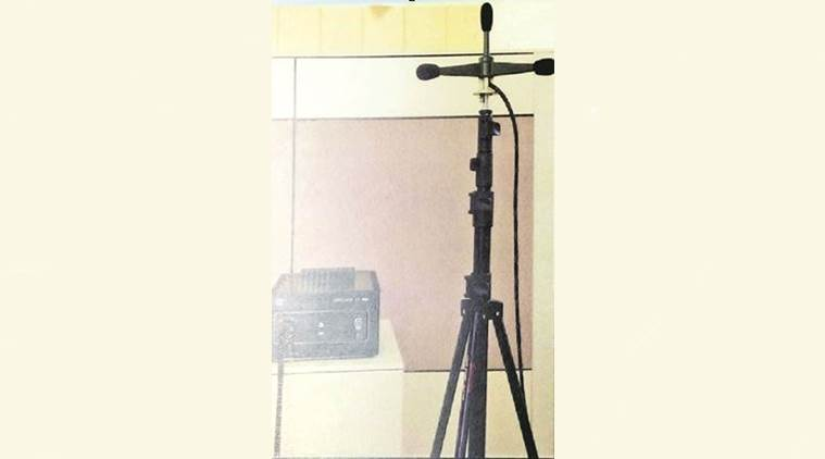 Centre for Development for Advanced Computing develops instrument to trace direction of gunfire
