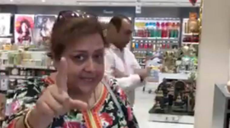 Inside Gurgaon mall, women face off over comment on dress, rape