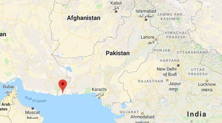Three assailants, guard killled in hotel attack in Pakistan