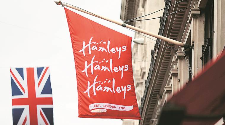 reliance industries, hamleys global holdings limited, hamleys global holdings ltd, hamleys global, reliance hamleys, reliance buys hamleys, hamleys toys, hamleys toy making company, india news, business news, Indian Express