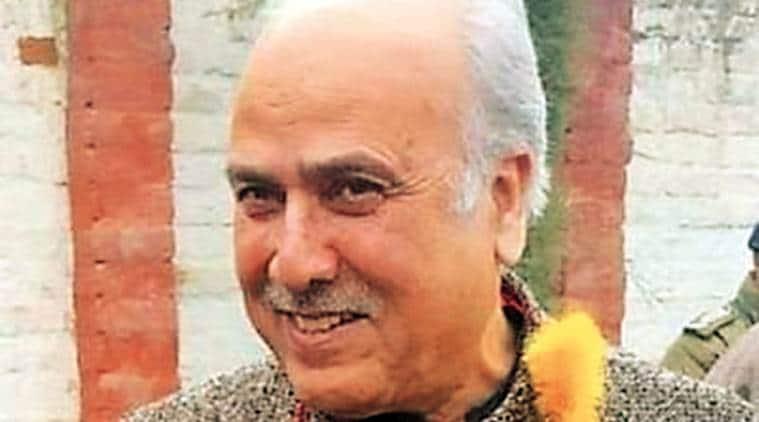 jammu and kashmir elections, Hasnain Masoodi, who is Hasnain Masoodi, anantnag lok sabha seat, Mehbooba Mufti, Mehbooba Mufti defeated, omar abdullah national conference, J&K lok sabha elections,