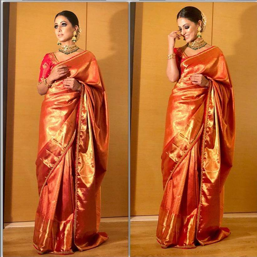 hina khan, ekta kapoor, Popular TV actor Hina Khan, cannes film festival, cannes film festival 2019, cannes, Kargil War, indianexpress.com, indianexpressonline, indianexpress, Ekta czar, Cannes red carpet, india, TV actor, TV star, debut, television industry , komolika, kasauti zindagi ki, akshara, yeh rishta kya kehlata hai, Kasautii Zindagii Kay Serial, Kasautii Zindagii Kay 2, Kasautii Zindagii Kay, KomoSwag, Akshara, Naitik, hindi serial, hindi tv, industry, tv serial,