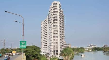 Maradu apartments demolition, sc order on kochi apartments, Kochi news, Kerala news, sc order on maradu apartment demolition, indian express