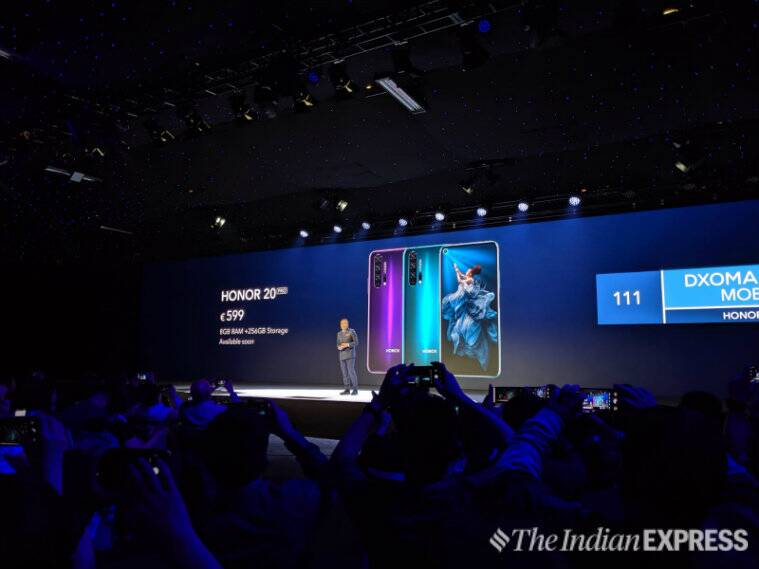 HONOR 20: A Slightly Toned Down Version of The Pro Model