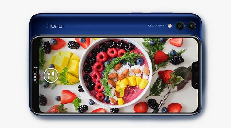 Honor 8C, Honor, Honor India, Huawei Honor, Honor 8C specs, Honor 8C features, Honor 8C battery, Honor 8C price, Honor 8C price in India, Honor 8C with snapdragon 632, Honor 8C RAM, Honor 8C storage