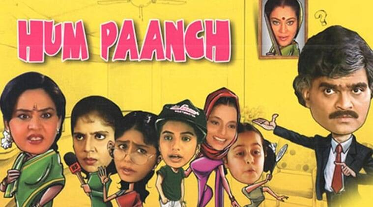 Hum Paanch cast then and now