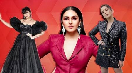 Huma Qureshi pics, Cannes 2019 Huma photos, Olivier Rousteing, Huma Qureshi's looks at Cannes, Huma Qureshi at Cannes, 72nd Cannes Film Festival, Huma Qureshi beautiful dresses at Cannes, Cannes 2019, Cannes photos, Bollywood actors at Cannes 2019, Cannes, French Riviera, indianexpress.com, indianexpressonline, indianexpress, Huma Qureshi new photos, Huma Qureshi in France, Gangs of Wasseypur, Jolly LLB 2, Huma Qureshi in black, Huma Qureshi dresses,