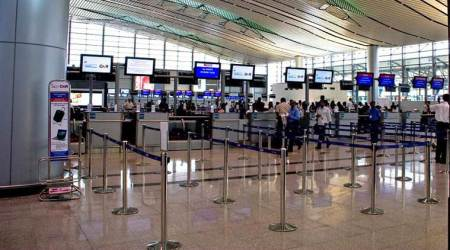 hyderabad airport, hyderabad police, hyderabad airport gold seized, india news