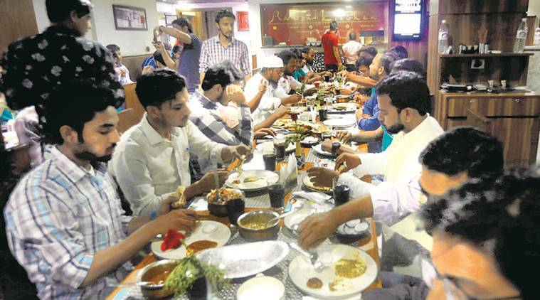 In New Friends Colony, eateries open their doors — and hearts — every evening for iftar
